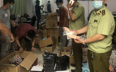 Thu giữ 33.481 dụng cụ tình dục không rõ nguồn gốc xuất xứ ở Sài Gòn