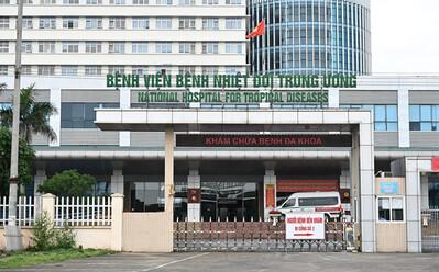 Nữ điều dưỡng Bệnh viện Nhiệt đới Trung ương bị bệnh nhân điều trị Covid-19 tấn công