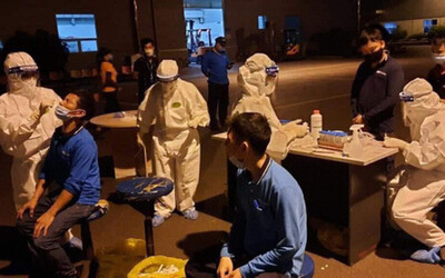 Bắc Giang: Phát hiện thêm 114 ca dương tính SARS-CoV-2 tại 2 ổ dịch
