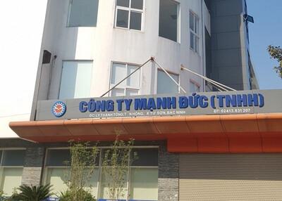 Bất thường việc Bắc Ninh giao hàng trăm nghìn m2 đất không qua đấu giá cho Công ty Mạnh Đức?