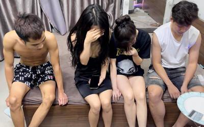 2 đôi nam nữ thuê nhà trọ cao cấp để thác loạn với ma túy giữa mùa dịch Covid-19