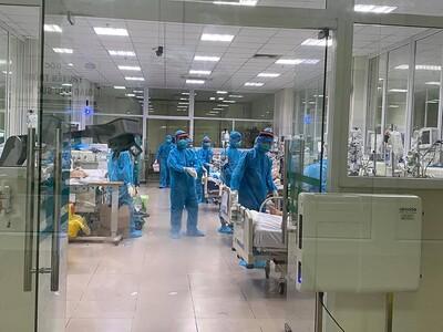 Hà Nội: 4 bệnh viện tiếp nhận điều trị bệnh nhân COVID-19