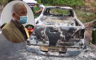 Bí thư xã giết em vợ, đốt xác phi tang: tòa tuyên án tử hình, bất ngờ xuất hiện 2 nhân chứng mới?