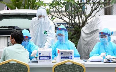 TP HCM phát hiện thêm 1 người dương tính với SARS-CoV-2, là đồng nghiệp với người đàn ông ở Thủ Đức