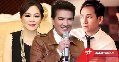 Phát ngôn 'công chúng nuôi nghệ sĩ' từ bà Phương Hằng, Đàm Vĩnh Hưng chia sẻ: 'Tôi ủng hộ Duy Mạnh'