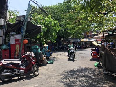 Khu đất vàng tứ giác Nguyễn Cư Trinh bị 'treo' hơn hai thập kỉ
