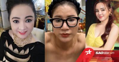 Trang Trần 'nổi đoá' vì quản lý bị bà Hằng đổ thừa vụ truy tìm anti-fan, Vy Oanh nhập cuộc bàn tán