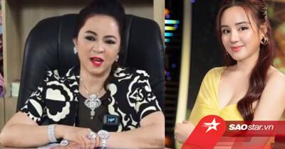 Bà Phương Hằng 'mổ xẻ dĩ vãng' Vy Oanh: 'Nói không giật chồng là đang đánh tráo 2 người đàn ông'
