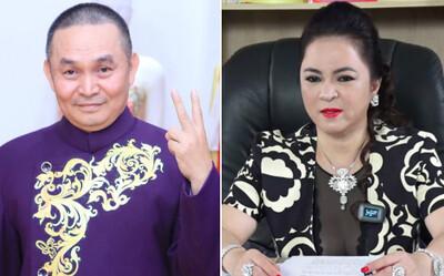 Bắt gặp NS Xuân Hinh ủng hộ bà Phương Hằng giữa bão lùm xùm từ thiện của Hoài Linh: Em nói rất đúng?