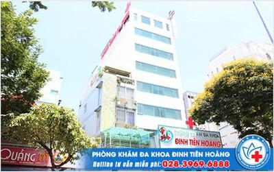 Phòng khám Đa khoa Đinh Tiên Hoàng - Sự lựa chọn hoàn hảo cho sức khoẻ người bệnh