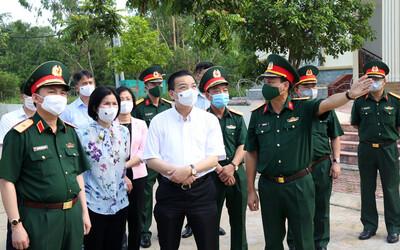50 ca Covid-19 trong khu cách ly tập trung, Hà Nội yêu cầu khẩn trương xét nghiệm, giảm mật độ, không để lây nhiễm chéo