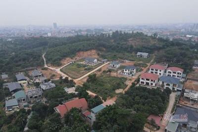 Vĩnh Phúc: 72 công trình xây dựng trái phép bị tháo dỡ