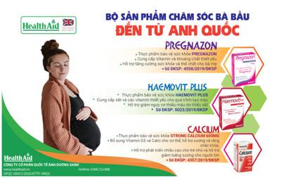 Nâng cao sức khỏe cho phụ nữ có thai thông qua việc bổ sung vitamin và khoáng chất