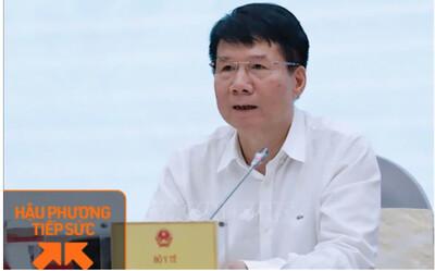 Thứ trưởng Trương Quốc Cường: 'Việt Nam đã đàm phán được 170 triệu liều vaccine Covid-19'