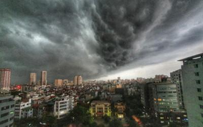 Cảnh báo: Miền Bắc đón mưa to đến rất to từ chiều tối nay
