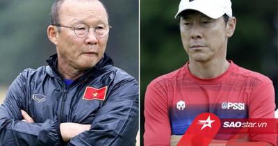 Tuyển Việt Nam có ngán Indonesia khi HLV Shin Tae Yong là khắc tinh của ông Park?