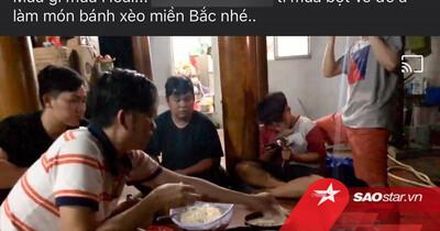 Dân mạng xôn xao clip nghệ sĩ Hoài Linh tụ họp ăn uống cùng bạn bè vào đúng ngày mổ tuyến giáp?
