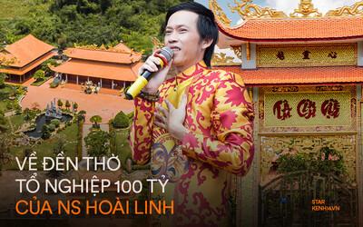 Về thăm 'Đền thờ Tổ nghiệp' của Hoài Linh sau vụ từ thiện: Camera bố trí dày đặc, hàng xóm kể 'không bao giờ thấy mặt'