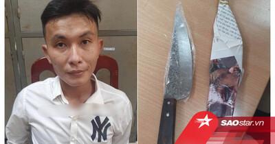 Hà Nội: Nam thanh niên đi cướp áo và chân váy về tặng bạn gái