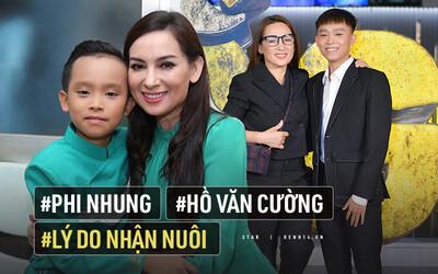 Vì sao Phi Nhung nhận nuôi Hồ Văn Cường 5 năm trước, giọng ca nhí từng kể về cuộc sống thay đổi ra sao?