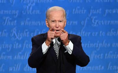 Ông Biden bất ngờ được khen là 'luồng gió mát trong lành'