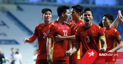 Kịch bản tuyển Việt Nam đi tiếp ở vòng loại World Cup 2022
