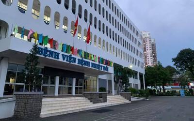 53 nhân viên BV Bệnh Nhiệt đới TP.HCM dương tính SARS-CoV-2, đa phần không có triệu chứng