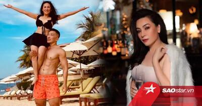 Không áo dài, bà ba, Phi Nhung ngoài đời 'dát' hàng hiệu sang chảnh, diện bikini bên trai 6 múi