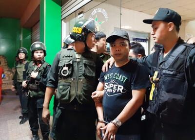 Tòa án Nhân dân tỉnh Đồng Nai xét xử vụ giang hồ Toàn 'đen' cướp tài sản