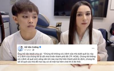 Netizen chỉ ra chi tiết Hồ Văn Cường đang mất quyền quản lý Facebook, gọi tên Phi Nhung và ekip mới là người chỉ đạo?