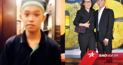 Tranh cãi clip Hồ Văn Cường làm phục vụ tại nhà hàng Phi Nhung, thực hư ra sao?