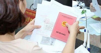 Một Số trường hợp liên quan đến sổ hộ khẩu khi Luật Cư trú có hiệu lực