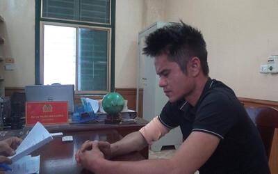 Phú Thọ: Cướp tiền không được, đối tượng sàm sỡ cô gái trẻ
