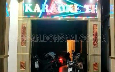Đồng Nai: Chủ quán karaoke lén lút đón khách, cho nhân viên thoát y phục vụ trong mùa dịch Covid-19