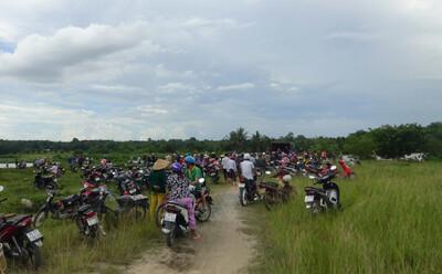 Lao xuống sông Sài Gòn cứu 2 bạn nữ, thanh niên 16 tuổi đuối nước tử vong ở Tây Ninh