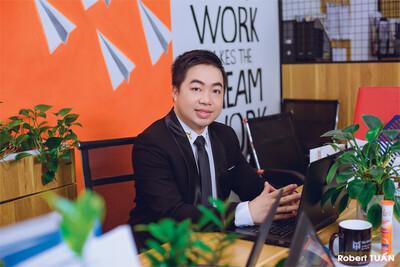 Robert Tuấn không chỉ là một diễn giả nổi tiếng mà còn là hình mẫu doanh nhân lý tưởng thời đại 4.0