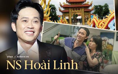 2 bất động sản của Hoài Linh tại Sài Gòn: Nhà thờ trăm tỷ hoành tráng ngàn m2, căn hộ trong thành phố giản đơn bất ngờ!