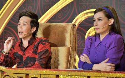 Phi Nhung từng bị NS Hoài Linh 'sửa lưng' đến mức đòi bỏ ghế nóng xuống làm khán giả