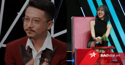 Bênh vực 'nữ chính trong show hẹn hò', Hứa Minh Đạt vấp phải tranh cãi từ dân mạng