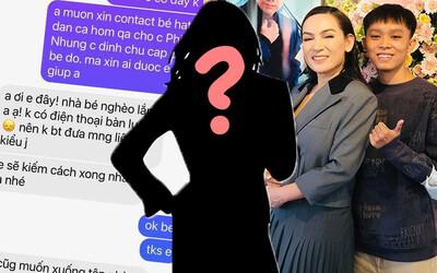 Phía Phi Nhung lần đầu hé lộ cơ duyên nhận nuôi Hồ Văn Cường, hoá ra từng nhắn tin nhờ 1 nữ ca sĩ đình đám Vbiz giúp đỡ
