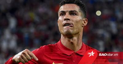 Ronaldo cân bằng kỷ lục 109 bàn của Daei, Bồ Đào Nha gặp Bỉ ở vòng 1/8 EURO 2020