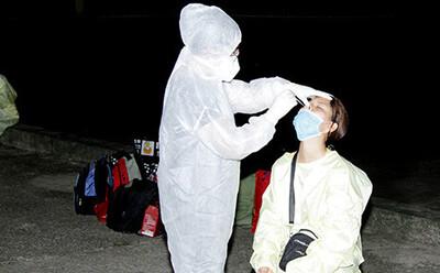 Phát hiện 2 nghi phạm buôn bán ma túy dương tính SARS-CoV-2