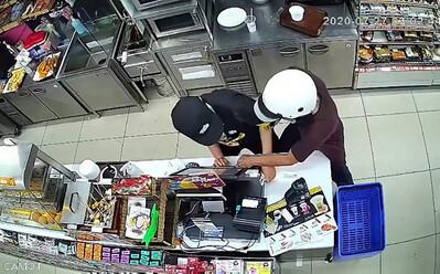 Kẻ đánh vào đầu nhân viên cửa hàng tiện lợi cướp tài sản ở Sài Gòn bị bắt giữ