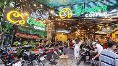 TP Cần Thơ: Những nốt nhạc xanh trong Cò Garden Coffee