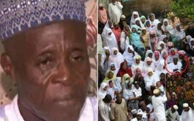 Cụ ông có 86 vợ và 170 con, mỗi ngày ăn hết 21 triệu tiền cơm, hết tiền cả nhà rủ nhau đi ăn xin