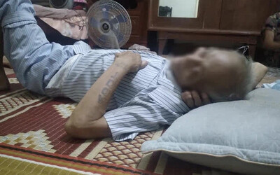 Người cha 70 tuổi đau đớn khi biết con trai sát hại cả gia đình vợ: 'Nó bảo bố mẹ cố nuôi 2 cháu rồi đi đầu thú'