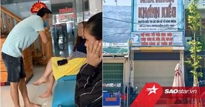 Phòng khám nha khoa Khánh Kiều bị tạm dừng hoạt động sau vụ tát 'cháy má' khách hàng