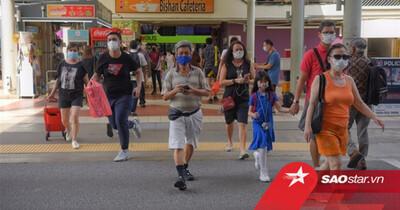 Để F1 đi làm - Singapore táo bạo quyết định sống chung với đại dịch