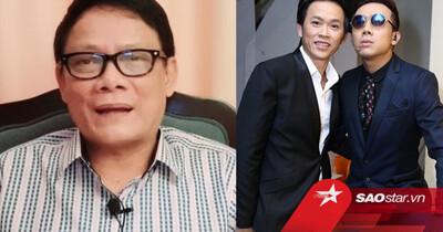 Bị công kích vì nhắc Hoài Linh và Trấn Thành chuyện từ thiện, NS Tấn Hoàng lên tiếng xin lỗi đàn em