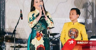 Phía Phi Nhung lên tiếng phản hồi clip Hồ Văn Cường 'chui gầm sân khấu hát bè'